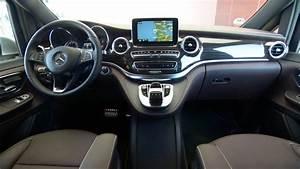 Mercedes Vito Interieur : new 2015 mercedes v class edition 1 interior youtube ~ Maxctalentgroup.com Avis de Voitures