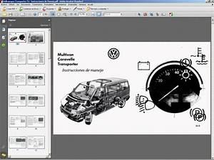 Volkswagen Transporter T4 Manual De Uso