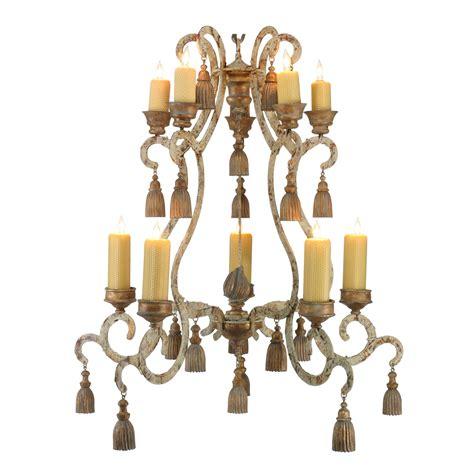 tassel chandelier niermann weeks