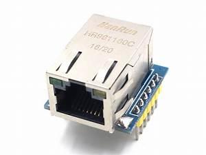 Mini Ethernet Board W5500