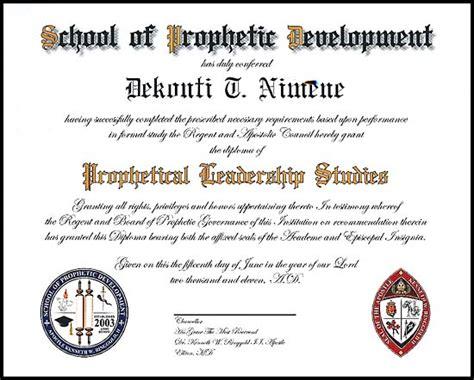 ordination certificates   church