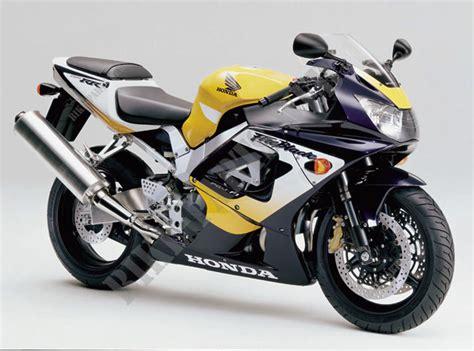 Cbr900rry Sc44a Honda Motorcycle Cbr 929 Rr Fireblade 900