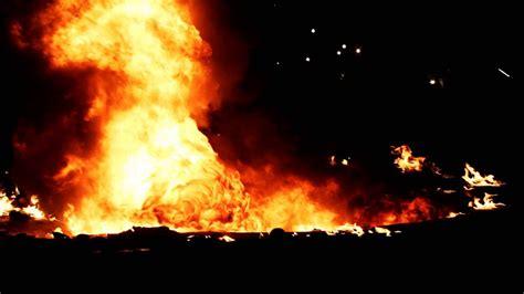 Fire Blast 01 - Sound Effect - YouTube