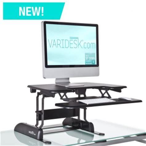 varidesks single plus healthy workstations
