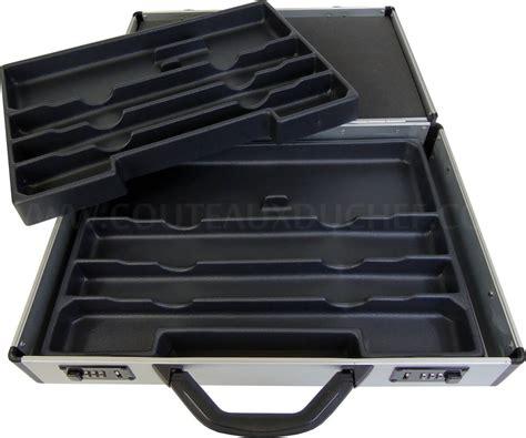 malette de cuisine vide malette vide deglon cus cuisine 2 plateaux thermoformés