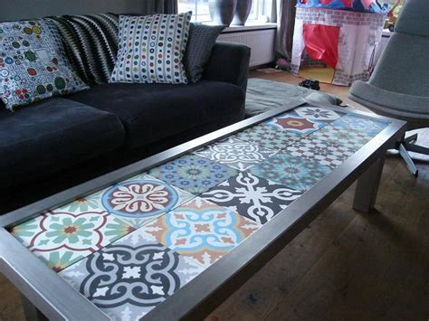 mexican tile coffee table thinking of changing the coffee table tiles will be on