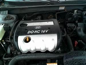 06 07 08 Hyundai Sonata Engine 2 4l Vin C 8th Digit 4