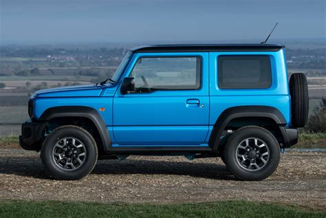 There are places in the world only the jimny can go. The Suzuki Jimny Isn't Sold in the US, and That Really ...