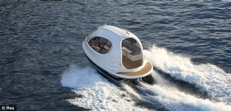 Small Boats For Sale Hshire Uk by The Smart Car Of The Seas Tiny Boat Reaches A Top Speed