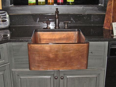 kitchen with copper sink copper sinks by circle city copperworks custom copper sinks 6503