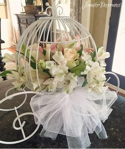 Bridal Shower Centerpiece Centerpieces Showers Cinderella Affordable