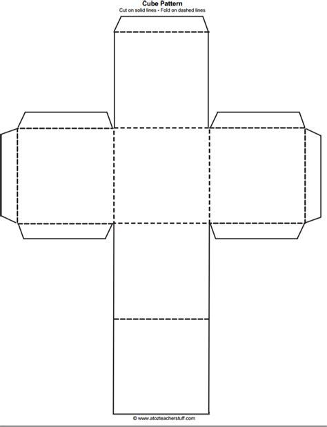 Box Template Printable Boxes Templates Vastuuonminun
