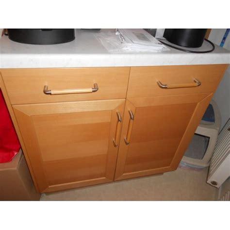 meuble de cuisine ikea d occasion meuble de cuisine ikea couleur hetre pas cher