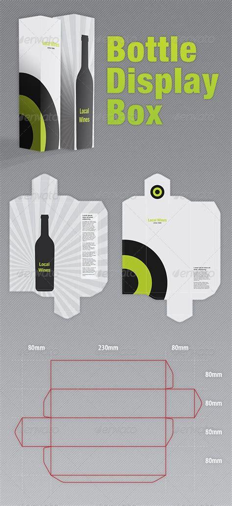 bottle packaging box template best 25 bottle display ideas on pinterest wine bottle