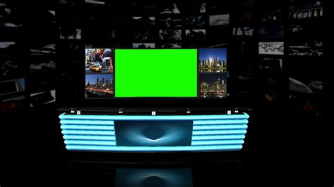 tv green screen template white virtual tv studio background green screen youtube