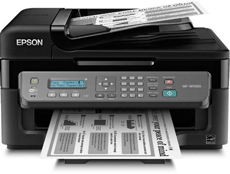 Amazon.com : Epson WorkForce WF-M1560 Wireless Monochrome