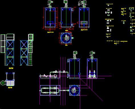 boiler pump housing  autocad cad   kb