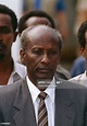 Mohammed Farrah Aidid , a Somalian politician and Hawiye ...
