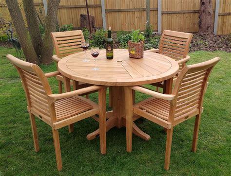 eastry pedestal table kent garden furniture