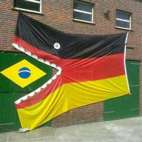 funniest brazil  germany memes