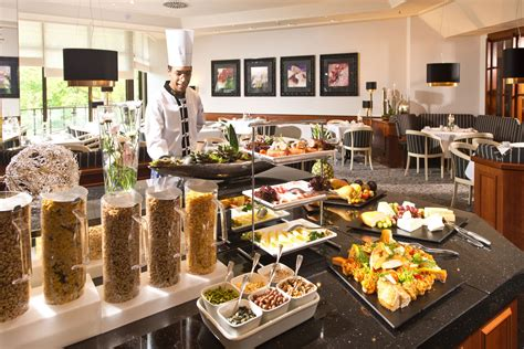 Maritim's Signature Breakfast Buffet