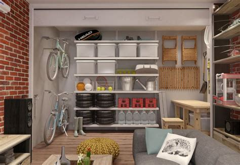 garage organisation interior design ideas