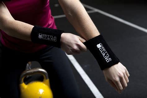wrist kettlebell band protection custom wraps padded offer lifters ice guards inc inserts varied convenience levels adjustable slip prweb