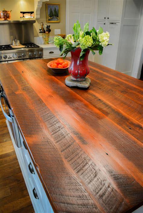 custom  wood countertops shenandoah kitchen home