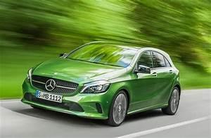 Mercedes Classe C Hybride : mercedes classe a et b l hybride rechargeable en approche ~ Maxctalentgroup.com Avis de Voitures