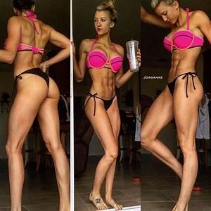 Bikini Model Workouts / Jordan Edwards - YouTube