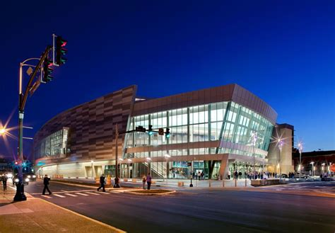 ford center to enhance downtown evansville populous