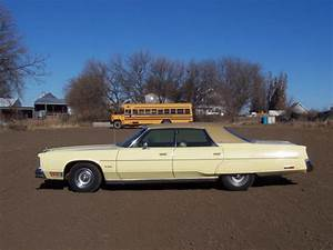 1978 Chrysler New Yorker 440 Engine Runs And Drives As It Should   Clean Leather