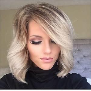 Blond Grau Haarfarbe : 20 bob haare mit highlights ~ Frokenaadalensverden.com Haus und Dekorationen