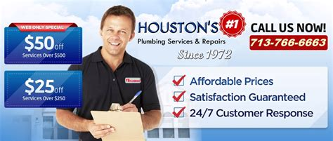 Best Plumbers In Houston