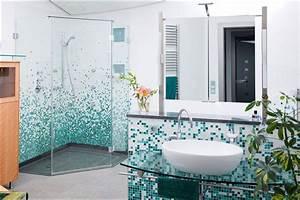Bad In Türkis : badezimmer fliesen mosaik t rkis ~ Sanjose-hotels-ca.com Haus und Dekorationen