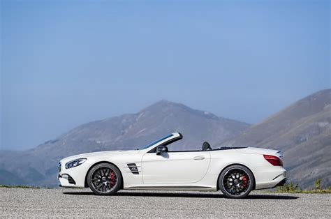 Next Mercedes Benz Sl To Be Engineered By Amg