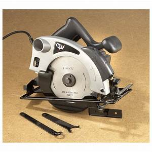 7 1  4 U0026quot  Circular Saw With Laser Guide