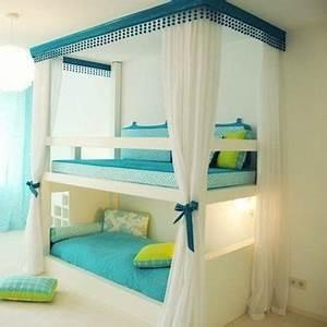 teen bunk beds on pinterest teen loft beds girl loft With beautiful bunk bed 4 teens
