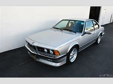 Mint Polaris Metallic BMW E24 M6 Visits EAS autoevolution