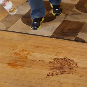 Remove bleach stain from laminate floor gurus floor for How to remove hair dye from wood floor