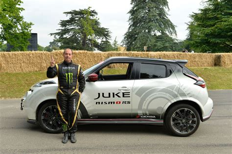 Watch a Nissan Juke Nismo RS Set a New Record for Driving ...
