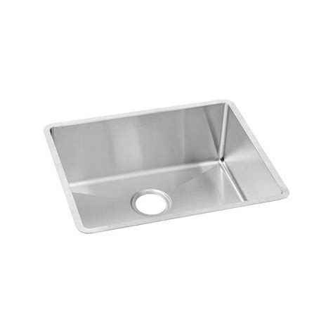 stainless steel undermount kitchen sinks single bowl elkay lustertone undermount stainless steel 27 in single
