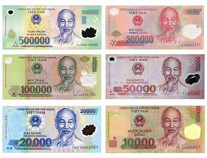 Vietnam Dong Vietnamese Currency Country Money Hoianfoodtour