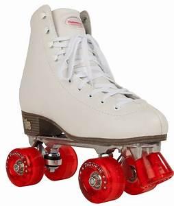 Patin A Roulette Vintage : roller quad artistique rookie classic blanc ~ Dailycaller-alerts.com Idées de Décoration