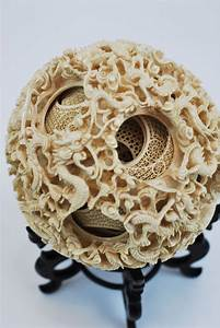Carved Ivory Puzzle Balls – Wonders of Nature and Artifice
