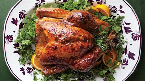 recipe for thanksgiving 38 terrific thanksgiving turkey recipes martha stewart