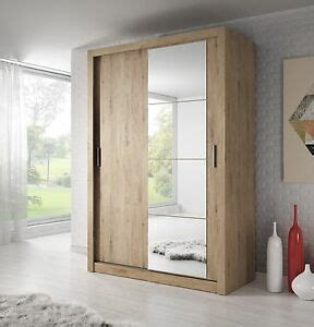 Clothes Cupboard With Mirror by Brand New Modern Bedroom Mirror Sliding Wardrobe Arti 6