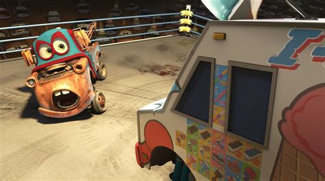 mater monster truck videos monster truck mater debuts and cars toon dvd blu ray