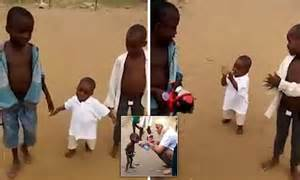Video Shows Hope The Nigerian Smiling After His Breathtaking Recovery Daily Mail Online