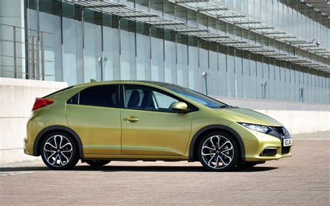 Civic Hatchback Hd Picture by Honda Civic Hatchback 2013 Cars Wallpapers Hd